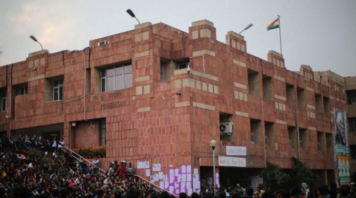 JNU Approaches Delhi High Court With Contempt Plea Against Agitating Students