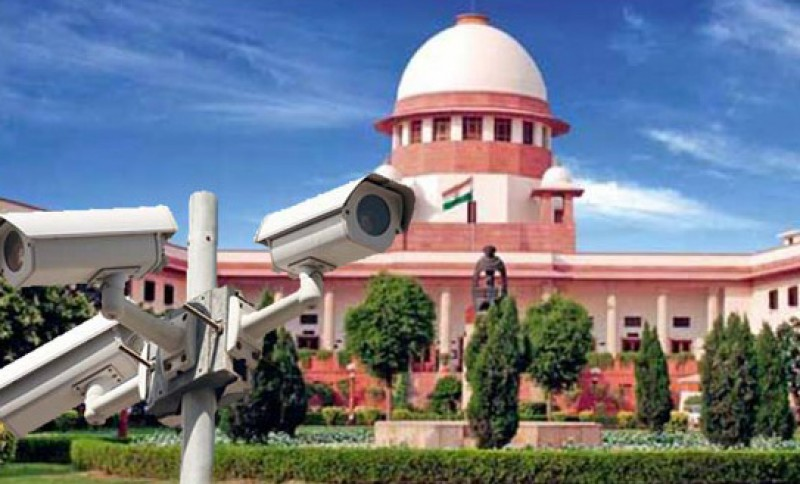 Supreme Court Pushes For CCTV cameras in courts And TribunalsCiting 26/11