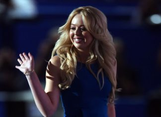 Tiffany Trump Gives New York Fashion Week A Miss, Preferring Law School Studies