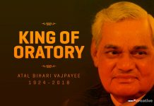 The Life Progress Of Atal Bihari Vajpayee-The Man Who Uplifted India